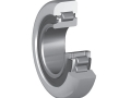 Cylindric roller bearings for inclined mounting